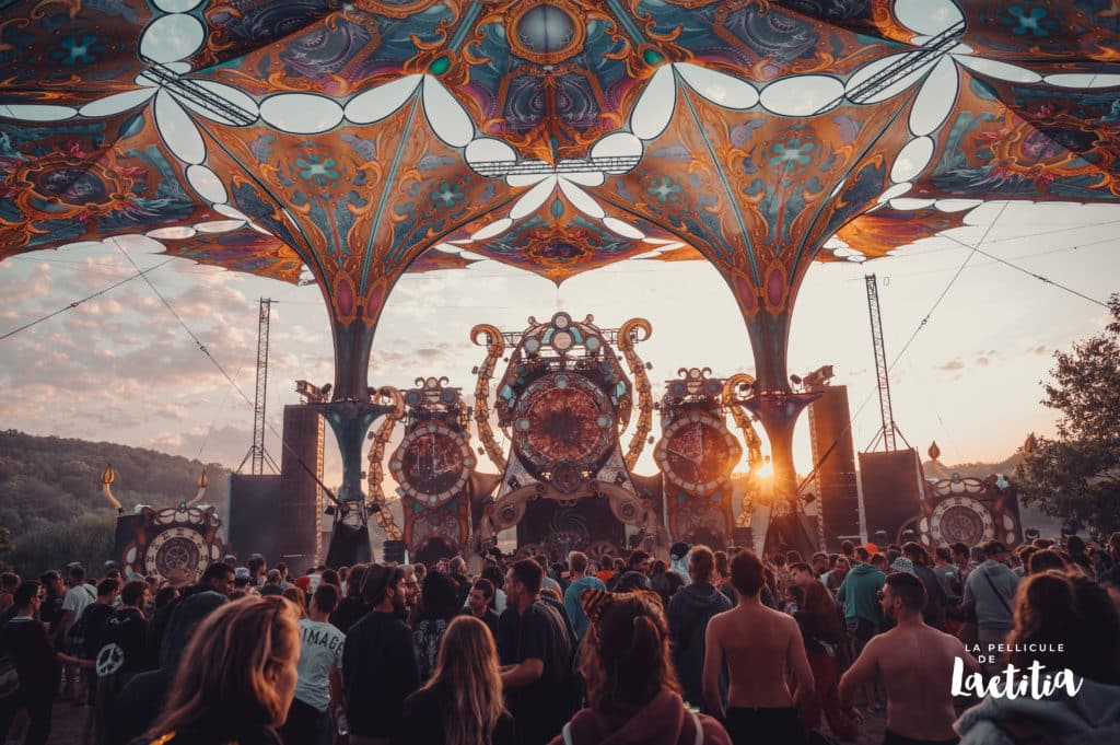 Hadra Trance festival 2019 Mainstage