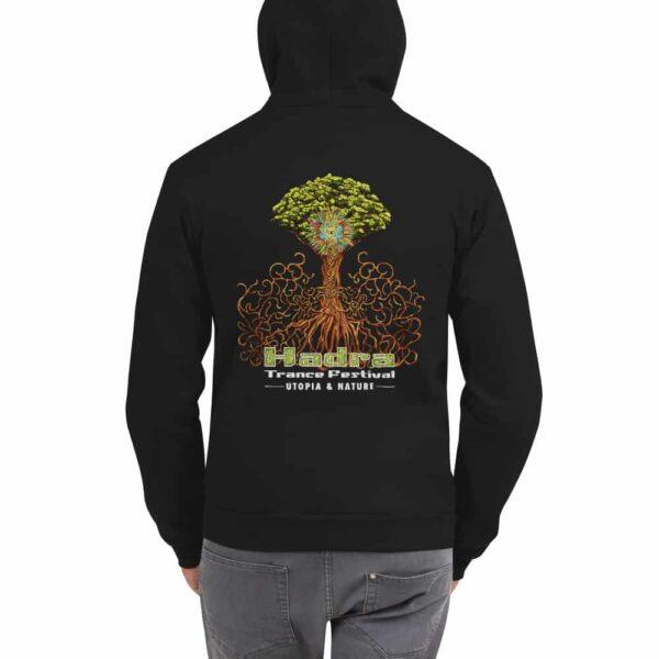 Veste à Capuche HTF 2020 Tree / Noir