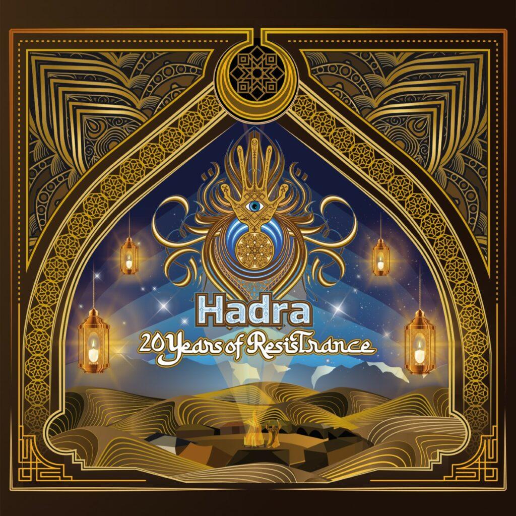 Compilation_Hadra_20 ans_Psytrance